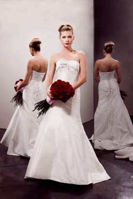 Picture of Tia Bridal 5152 Wedding Dress - Tia Bridal 2011 Collection