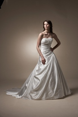 Picture of Tia Bridal 5215 Wedding Dress - Tia Bridal 2011 Collection
