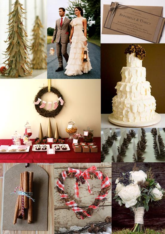 Missi S Blog A Rustic Christmas Wedding Can Be Even More