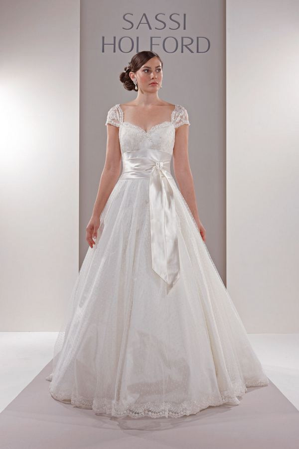 Picture of Yasmin Wedding Dress - Sassi Holford Indulgence 2011 Collection