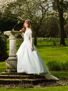 Picture of Carole Wedding Dress - Madeline Isaac-James Candlelit 2011 Collection