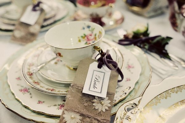 Vintage Chic Wedding Fair - Theresa Furey