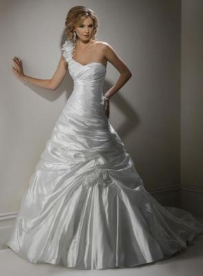 Picture of Austin Wedding Dress - Maggie Sottero 2011 Collection