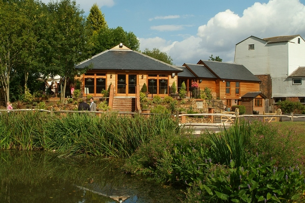 Picture of Coltsford Mill wedding venue