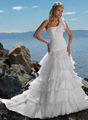 Picture of JD1429 Wedding Dress - Maggie Sottero Destinations 2011 Collection