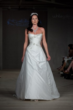 Picture of Kimberley Wedding Dress - Alan Hannah White Gallery 2011 Collection