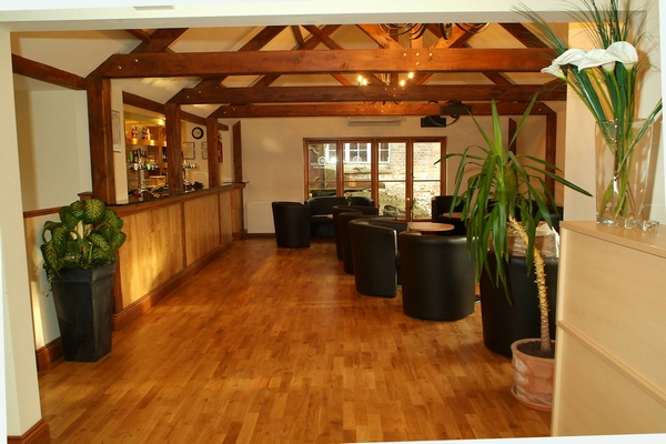 Picture of The Bar at Coltsford Mill wedding venue