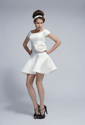 Picture of Croseta Wedding Dress - Tobi Hannah Modern Movement 2011 Bridal Collection