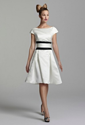Picture of Peyton Wedding Dress - Tobi Hannah Youthquake 2012 Bridal Collection