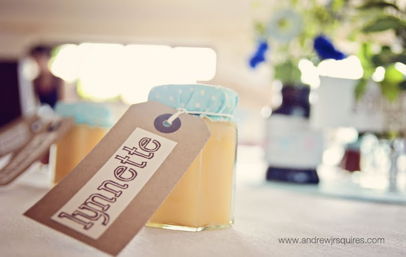 Wedding favour by Andrew J R Squires Photography