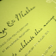 Wedding Supplier News - 7 Common Mistakes with Wedding Stationery