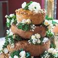 Wedding Supplier News - Pork Pie Wedding Cake