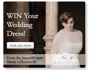Win a Wedding Dress Competition